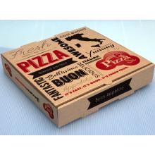 Cheap Pizza Box con Dofferent Size