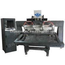 JK-3680 madeira máquina de CNC com 4 eixos