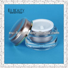Cosmetics cream jar acrylic empty jars plastic cosmetic packaging 30g