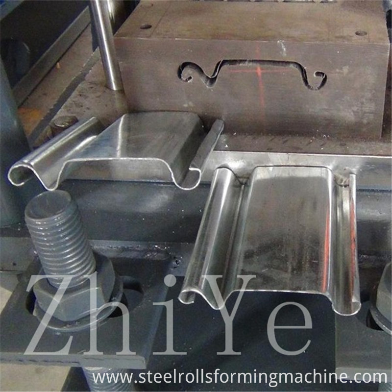 Roller Shutter Door Sheet Roll Forming Machine