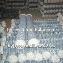 Valla de alambre de oveja / Valla de acero / Valla de enlace de cadena usada en venta