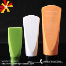 40/75 / 150ml lotions cosmétiques / shampooing bouteilles en plastique uniques