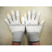 Electronic Work Top Fit ESD PU Gloves