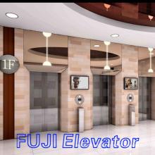 Fabricant FUJI de levage d'ascenseur pour passagers en Chine
