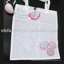 2015 neu entwerfen Drachenfrucht faltende Einkaufstaschen