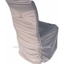 couverture de chaise universelle, usine de housse chaise CTS772 vogue, 200GSM meilleur tissu lycra