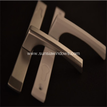 Double Sided Door Pull Handle without Key Hole