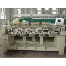 Machine de broderie à 12 tubulures tubulaires à aiguilles 4 (TL-1204)