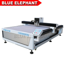 New Design 1625 Vibrating Knife CNC Router Carving Machine for Soft Material