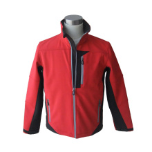 Wholesale 10000mm Waterproof Softshell Jacket For Men