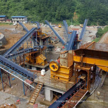 Small Stone Ore Crushing Plant for Rock and Ores Processing