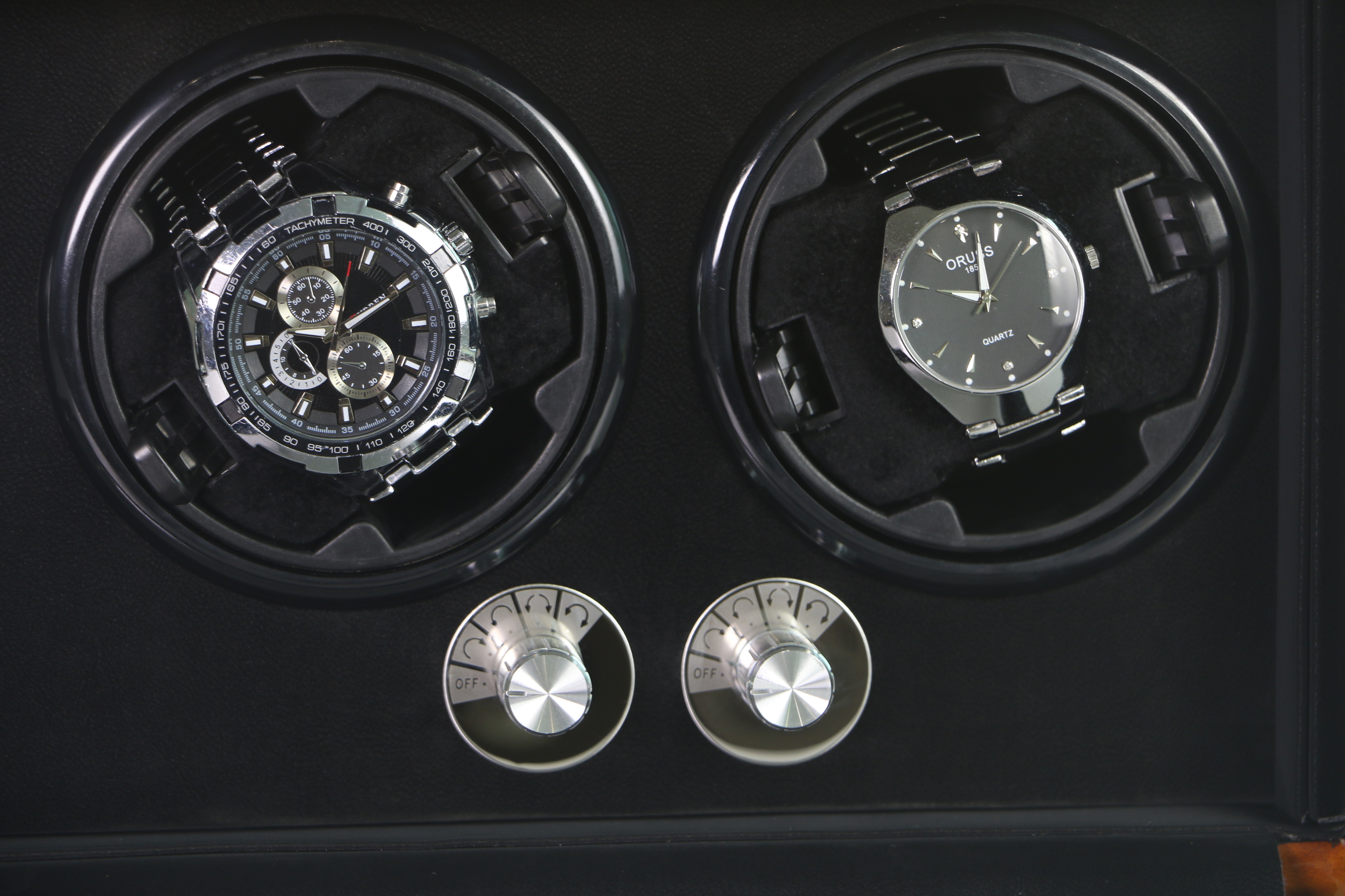 watch winder for display