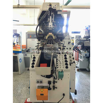 9 Pincers Hydraulic Automatic Toe Machineing Mesin 737A
