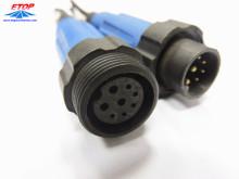 Kabel kalis air Molded 8PIN