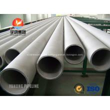 ASME SA790 S31803 дуплекс нержавеющая сталь трубы