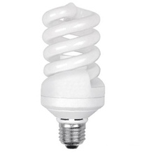 15W / 25W Vollspirale Energiesparlampe mit E27 6400k