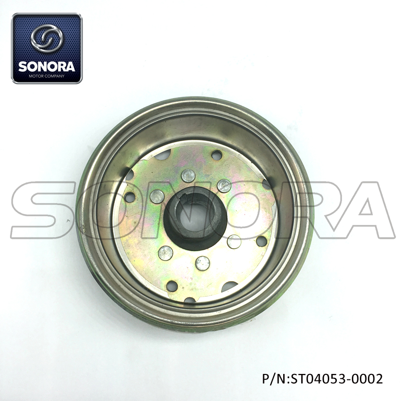 ST04053-0002 GY6 125,152QMI BT125 8 Poles Fly wheel (3)