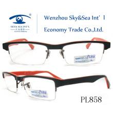 2016 New Design Tr90 Eyeglass Frame (PL858)