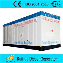 groupe électrogène diesel conteneurisé avec le prix concurrentiel