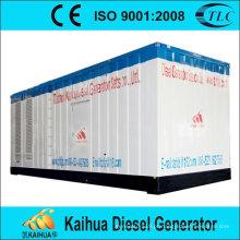 Grupo gerador diesel containerized com preço competitivo