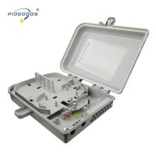 FTTH Termination Box 16 Núcleo de Distribución de Fibra Óptica Terminal