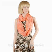 Lady's fashion loop scarf infinity scarf YS425 165-3