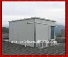 W-TEL Hybird system equipment telecom shelter