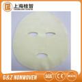 Chine fournisseur personnaliser 100% feuille de masque de coton pour les soins du visage personnel