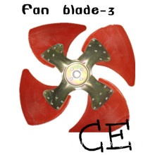 Fan Blade Iron with PP Plastic