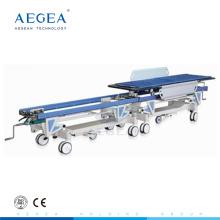 AG-HS004 mit Zentralverriegelungssystem Krankenhaus-Handbuch Patiententransport mobile Bahre