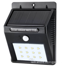 12LED Outdoor Wireless Solar Energy Powered Motion Sensor solar light home for Patio,yard,