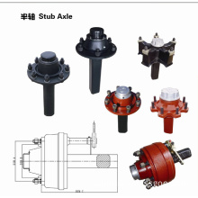 Chinese Manufacturer of Stub Axle