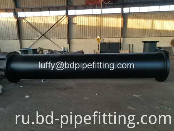 flanged bw pipe fitting (80)