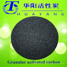 Air purification by 800 iodine value coal based activated carbon