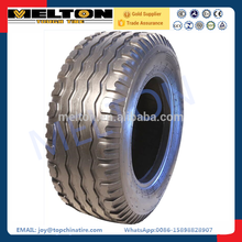VENDA QUENTE top quality implementar pneu 10.0 / 80-12