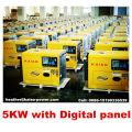 Silent Generator Best Selling 5kw!
