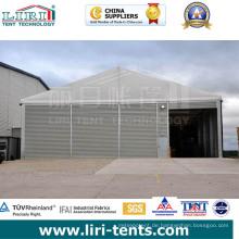 Aluminium Clear Big Storage Lagerzelt