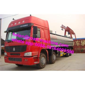 Camion-citerne de carburant HOWO diesel ou essence 8x4