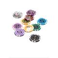 Hologram Sticker Casino ABS Metal Slug poker Chips