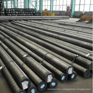 Материал Ss400 Эквивалентная сталь Круглый стержень