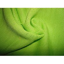 Tissu de mode Ramie Single Pique Slub et tissu Ramie