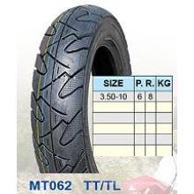 3.50-10 neumático de la motocicleta