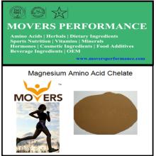 Chélate d'acide aminé de magnésium de haute qualité