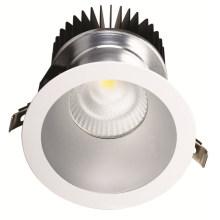 60W LED COB encastré Downlight pour centre commercial