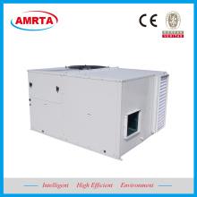 Unité centrale de climatisation sur toiture