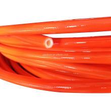 Mangueira termoplástico trançada do núcleo de nylon SAE R7 da fibra da China