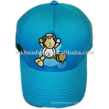 Kids baseball cap with embroidery