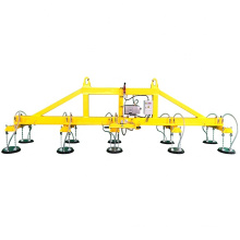 Ce Certification Safe And Efficient Material Sheet Metal Movable Vacuum Lifter For Laser Cutting Machine
