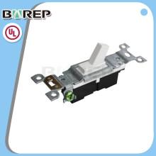 YGD-001 Zócalo universal del interruptor de cuadrilla de la pared 1 del equipo eléctrico