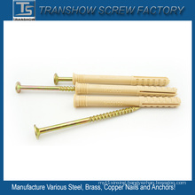M10*100 Screws Nylon Fixing Anchors